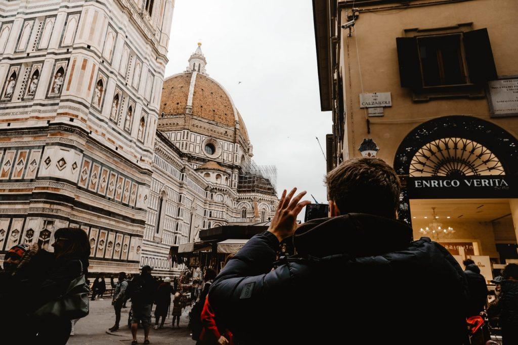 Tag på en aktiv ferie til Firenze